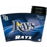 Tampa Bay Rays 16-Ounce Acrylic Travel Mug